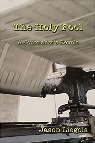the holy fool cover shot